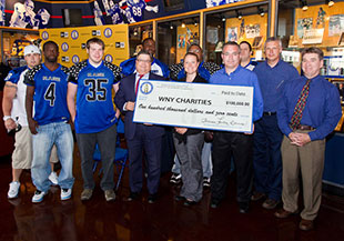 Amateur Sports development Fund recipients 2012