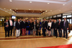 2014 induction dinner group