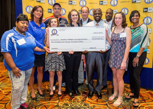Amateur Sports Development Fund awards 2015