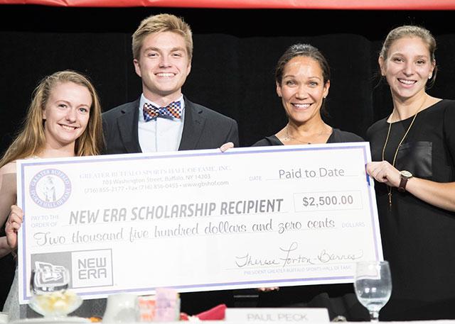 2016 Student-Athlete Scholarship Winners